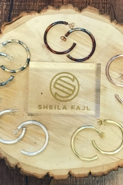 Sheila Fajl Smaller Everybody's Favorite Hoops - Product Mini Image