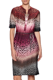 Shelby & Palmer Animal Print Dress - Product Mini Image