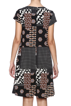 Shoptiques Product: Multi Pattern Dress