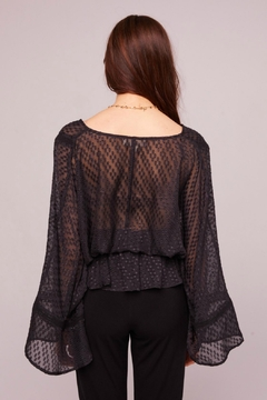 Band Of Gypsies Shelby Blouse - Alternate List Image
