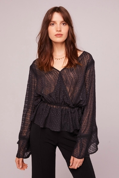 Band Of Gypsies Shelby Blouse - Product List Image