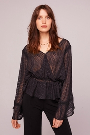 Band Of Gypsies Shelby Blouse - Product Mini Image