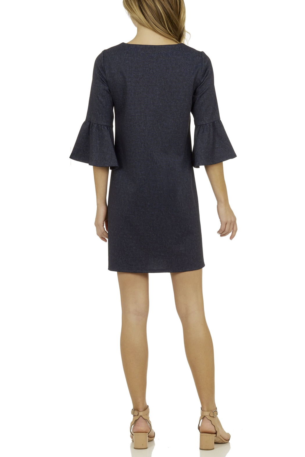 Jude Connally Shelby Ponte Knit Dress 104188 - Front Full Image