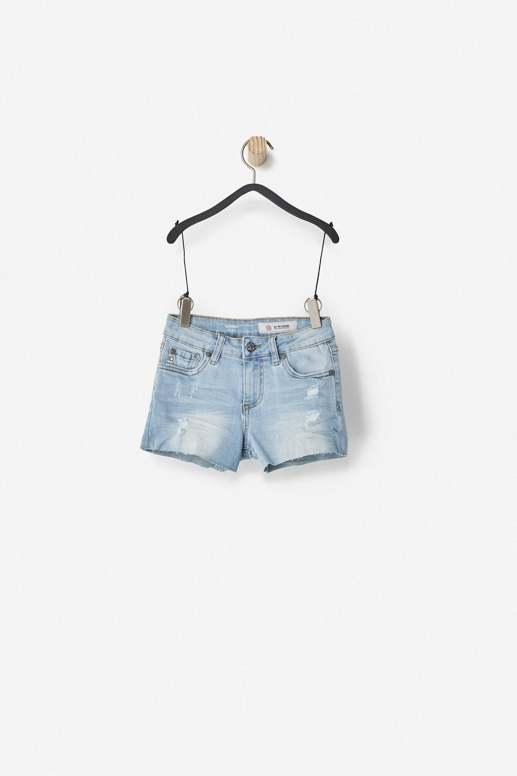 AG Jeans Shelby Shorts - Main Image