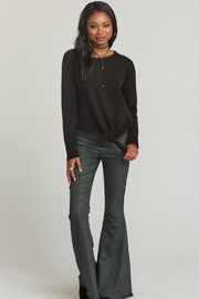 Show Me Your Mumu Shelby Tie Sweater - Product Mini Image