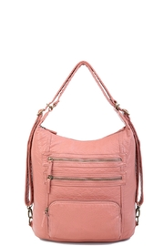 Ampere Creations shella convertable backpack and hobo bag - Front cropped