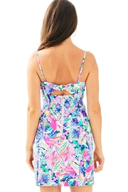 Lilly Pulitzer Shelli Stretch Shift - Front full body