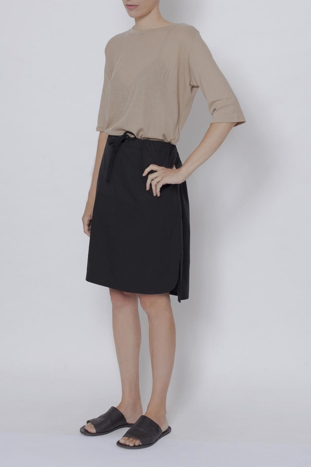 8476fcfca Shelly Shor Drawstring Cotton Skirt from Tel Aviv — Shoptiques
