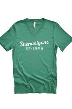 Type A Shenanigans Tee - Alternate List Image