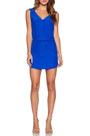Amanda Uprichard Shenendoah Dress - Front cropped