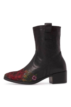 Shoptiques Product: Shallot Embroidered Boots