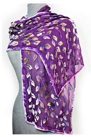 Sherit Levin Textiles Berry Vine Scarf - Other