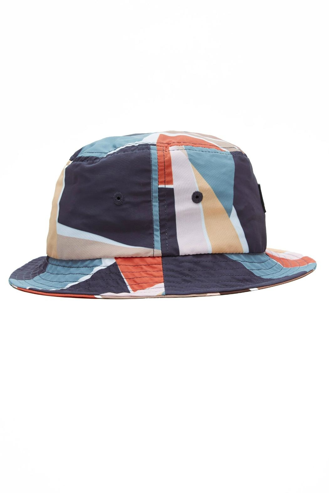 Obey Sherman Bucket Hat - Front Full Image