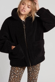 Volcom Sherpa Bomber Jacket - Product Mini Image