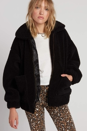 Volcom Sherpa Bomber Jacket - Side cropped