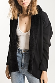 Zsupply Sherpa Cocoon Cardigan - Product Mini Image