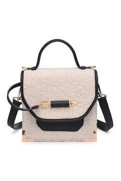 Shoptiques Product: Sherpa Crossbody Bag