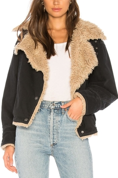 Shoptiques Product: Sherpa Lined Jacket