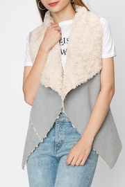 Favlux Sherpa Lined Vest - Product Mini Image