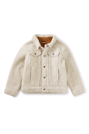 Tea Collection Sherpa Trucker Jacket - Product Mini Image
