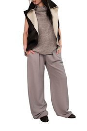 Helena Jones Sherpa Vest - Product Mini Image