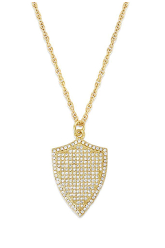 Erin Fader Jewelry Shield Necklace - Product List Image