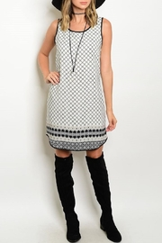 Adore Clothes & More Shift Tunic Dress - Product Mini Image