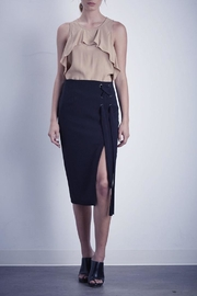 Shilla Beyond Eyelet Skirt - Product Mini Image