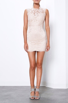 Shoptiques Product: Blush Lace Mini
