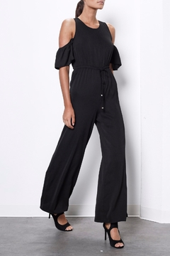Shilla Cold Shoulder Jumpsuit - Product List Image