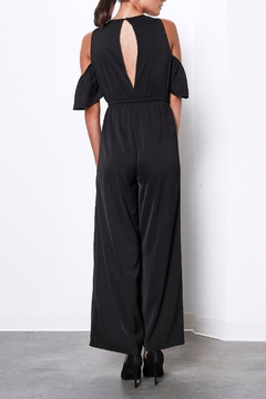 Shilla Cold Shoulder Jumpsuit - Alternate List Image