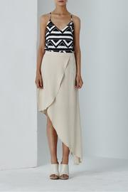 Shilla Dolce Drape Skirt - Front cropped