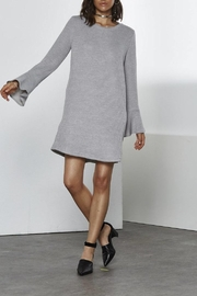 Shilla Frontier Bell Sleeve Dress - Product Mini Image