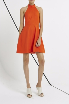 Shoptiques Product: Halter Flare Dress