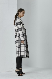 Shilla Persuit Coat - Back cropped