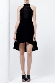 Shilla Rapture Hi-Lo Dress - Front cropped