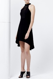 Shilla Rapture Hi-Lo Dress - Front full body