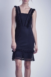SHILLA THE LABEL Beyond Crochet Mini-Dress - Product Mini Image
