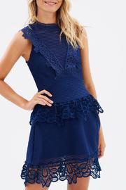 SHILLA THE LABEL Dolce Lace Mini Dress - Product Mini Image