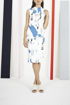 Shoptiques Product: Master Print Midi Dress
