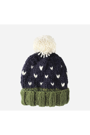 The Blueberry Hill Shiloh Hat - Navy - Product Mini Image
