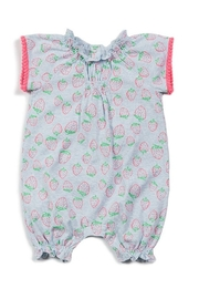 Egg  by Susan Lazar Shiloh Romper - Front cropped