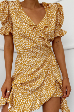 seven wonders Shiloh Wrap Dress - Product List Image