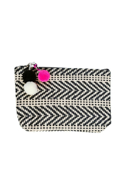 Shiraleah Shiloh Zip Pouch - Product Mini Image