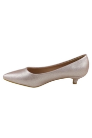 Compendium boutique Shimmer Kitten Heel - Product Mini Image