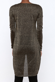 ING Shimmer Sweater - Back cropped
