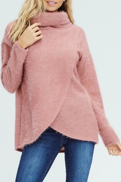 White Birch Shimmer Sweater - Product List Image