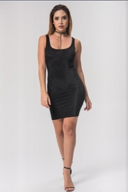 Kikiriki Shimmery Bodycon Lbd - Product Mini Image