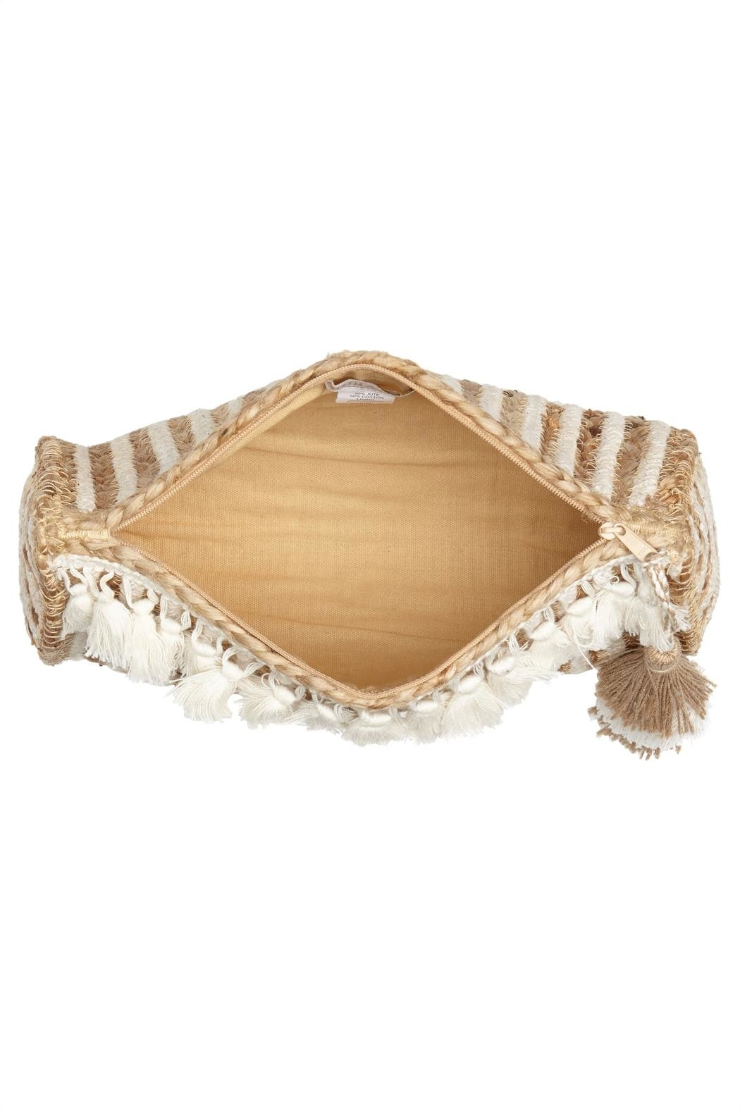 Shiraleah Shimmy All Night Clutch - Side Cropped Image