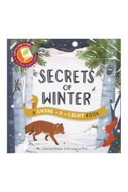 Usborne Shine A Light: Secrets Of Winter - Product Mini Image